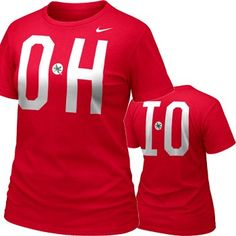 Ohio State Buckeyes Nike Fan Tee
