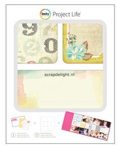 Becky Higgins | Becky Higgins Project Life; Odds & Ends kit | Scrapdelight Scrapbookwinkel