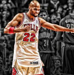 Taj Gibson #Chicago Bulls