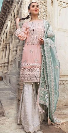 Buy Online Rangrasiya Net Suit at Replica Zone. Pakistani Dresses Party, Asian Bridal Dresses, Wedding Dresses For Girls, Party Wear Dresses, Pakistani Outfits, Wedding Suits, Indian Dresses, Indian Outfits, Pakistani Clothing
