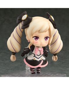 First unveiled at the Summer Wonder Festival not long ago, the Elise Nendoroid is now available to pre-order from participating retailers, such…