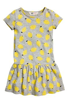 Robe  citron | H&M