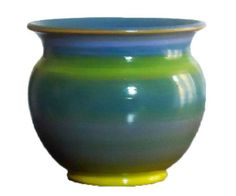 Ceramica Artistica  Vaso in ceramica smaltata decorato a mano.  Diametro: cm 26 - Altezza: cm 22 - Peso kg 2,2  Maggiori info su: http://www.keramos.it  Per contatti diretti: info@keramos.it    Ceramic Art  Glazed ceramic vase decorated by hand.  Diameter: 26 cm - Height: 22 cm - Weight 2.2 kg  More info on: http://www.keramos.it  Direct contact: info@keramos.it