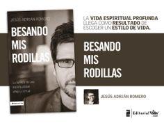 """Jesús Adrián Presenta Su Nuevo Libro """"Besando Mis Rodillas"""" ."""