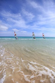 Sotavento Beach Club, Fuerteventura, Costa Calma, Canary Islands