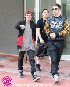 Austin Mahone impersonated in Miami, Florida