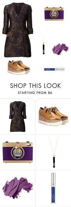 """""""The Unexpected"""" by liyahmystyle ❤ liked on Polyvore featuring STELLA McCARTNEY, Dolce&Gabbana, Lily Kamper and Bobbi Brown Cosmetics"""