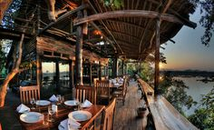 Fondly called the Tree House by locals, because of its lovely Machaan restaurant overlooking the Ken River. It is spread in sprawling jungle of 50 acres along the Ken River soar with the birds.It offers a unique blend of traditional royal hospitality and comfortable country living.It is offers great opportunity to view animals like Tiger, Sloth Bear, Cheetal, Sambhar and Nilgai. Panna is also home to crocodiles and over 300 species of birds.