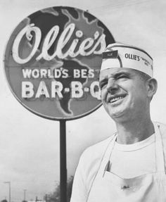 50 years ago, the U.S. Supreme Court ruled against Ollie's Barbecue, a landmark in desegregation, Dec. 14, 1964