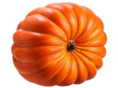"""Fall is at corner  VQP976-OR/TT    32""""Dx26""""H Weighted Sitting Pumpkin Two Tone Orange"""