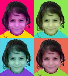 Andy Warhol Project for Kids