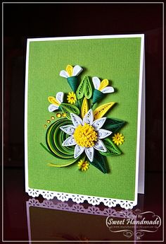 Part 1 of 2---• Sweet Handmade •: In culori de primavara