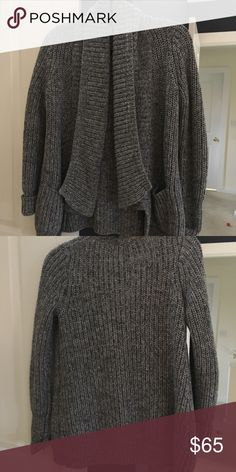 Fireside cardigan Awesome thick marled cotton. EUC J. Crew Sweaters Cardigans