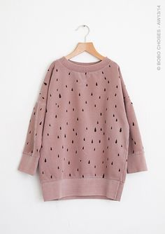 Bobo Choses Mummy's Sweatshirt Dress | at Darling Clementine