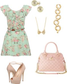 """""""Out To Lunch"""" by suckmybagel on Polyvore"""