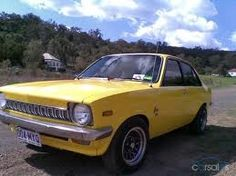 I Had One Of These - 1975 Holden Gemini I bought the car new for $4,500 in 1977 from the Holden Dealer in Whyalla, took it back in 3 weeks for it's 5000km service. that's what happens when your girlfriend lives in Adelaide :) Mine was Papaya (Burnt Orange) very 70's. Kept this car for 10 years, it was a little beauty. Saw us start a family and did many trips to Albury and Melbourne to see the folks.