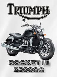 Image result for triumph rocket iii roadster