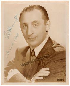 Horowitz, Vladimir - Signed Photo