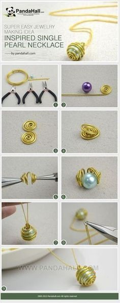 awesome DIY Bijoux - Jewelry Making Tutorial