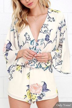 Floral Print casual style