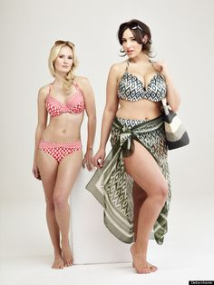 Debenhams Diversity Campaign Uses Plus-Size Model, Paralympian And 69-Year-Old (PICTURES)