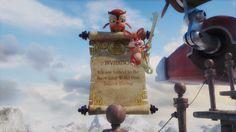 #4d #fairy's balloon race #ride film #film still