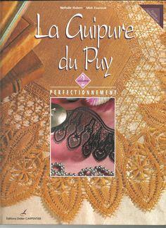 La Guipure du Puy_Vol. 2 Perfectionnement – serena stella – Webová alba Picasa