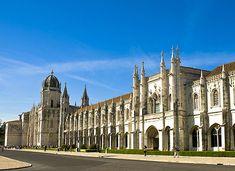 Sehenswürdigkeiten Portugal: Das Hieronymus-Kloster
