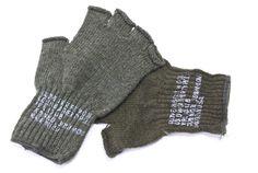 Fingerless Gloves  ✓