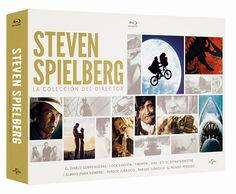 'Steven Spielberg – La Colección del Director' nos trae a nuestras casas la oportunidad de conseguir una selección de filmes  de uno de los cineastas más relevantes del panorama internacional.