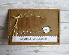 Přání velikonoční - Slépka ve fofru Popup, Card Making, Cards, Easter Activities, Maps, Handmade Cards, Playing Cards, Cards To Make, Letter Crafts