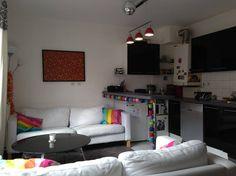 Ganhe uma noite no Nice flat in the Croix-Rousse - Apartamentos para Alugar em Lyon no Airbnb!