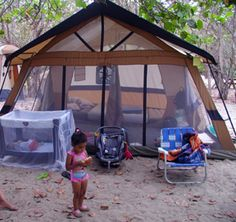 Camping with kids a must do this summer