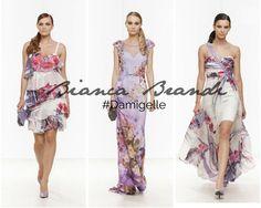 #Damigelle...E' uno dei #trend dell'anno e si adatta perfettamente all' #outfit da #damigella! Che si tratti di #girasoli, tulipani, rose o #fiori astratti, #tessuti e #abiti si fanno leggeri, e puntano alla #vivacità, attraverso #nuance accese o #colori #pastello!