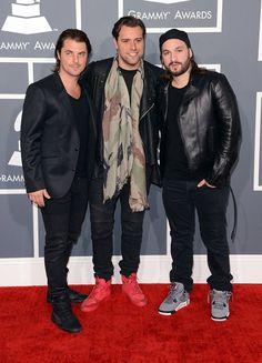 The 55th Annual GRAMMY Awards…  Swedish House Mafia