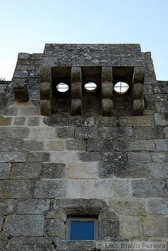.Castelo de Santa Maria da Feira, Aveiro, Portugal.