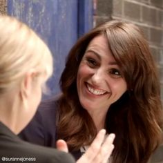 """Suranne Jones Fan Account on Instagram: """"SJ's laughs appreciation post 🥰 • Are you grinning like an idiot? Because I am.😂 • As requested by @nicn7 (but I was already in the process…"""" Suranne Jones, Gentleman Jack, Appreciation Post, Actresses, Fan, Instagram, Women, Female Actresses, Hand Fan"""