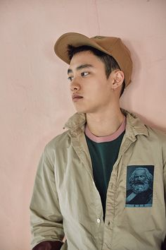 D.O. from EXO  #streetstyle