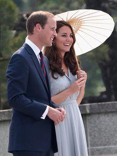 Kate Middleton Photos: The Duke And Duchess Of Cambridge Diamond Jubilee Tour - Day 3