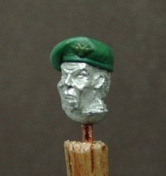 Green stuff berets