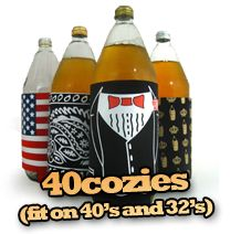 Cozies for 40's