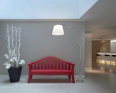 Lampadaire Artemide Tolomeo Mega H 148 à 327 cm - 725€ - madeindesign