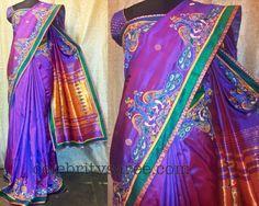 Google Image Result for http://3.bp.blogspot.com/-bLh5bgNqrfo/T868mMh8OLI/AAAAAAAArqo/fv7nzPt4_Hg/s1600/Purple_Color_Pythani_Silk_Designer_Saree.jpg