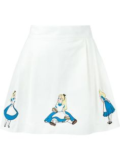 Shop Olympia Le-Tan Disney motif skirt in Julian Fashion from the world's best independent boutiques at farfetch.com. Shop 400 boutiques at one address.