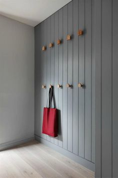 Crondace Road A modern traditional refurbish&; Crondace Road A modern traditional refurbish&; Elisabeth Jones Haken Sie Applikationen Crondace Road A […] paneling victorian Tall Cabinet Storage, Locker Storage, Kids Storage, Coat Storage, Handbag Storage, Wall Storage, Storage Ideas, Tongue And Groove Walls, Flur Design