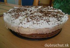Gaštanová torta so šľahačkou Tiramisu, Sweets, Cake, Ethnic Recipes, Food, Gummi Candy, Candy, Kuchen, Essen