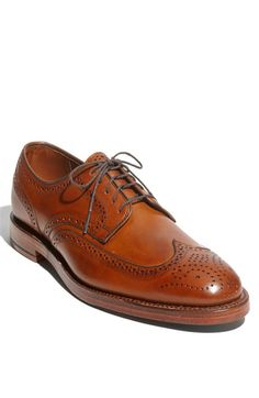 Allen Edmonds 'Players' Wingtip Oxford (Men) | Nordstrom
