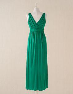 Glamorous Maxi in Emerald -- bodenusa.com