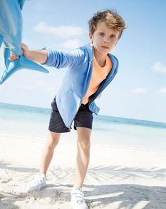 """Overheard while building sand castles: """"This crewcuts hoodie is my second favorite thing after mozzarella sticks."""""""