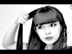 Misako's GOTHIC lolita HAIRSTYLE TUTORIAL | KAWAII♥PATEEN Hairdo - YouTube